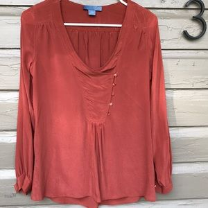 Anthropologie Brand Lil Top